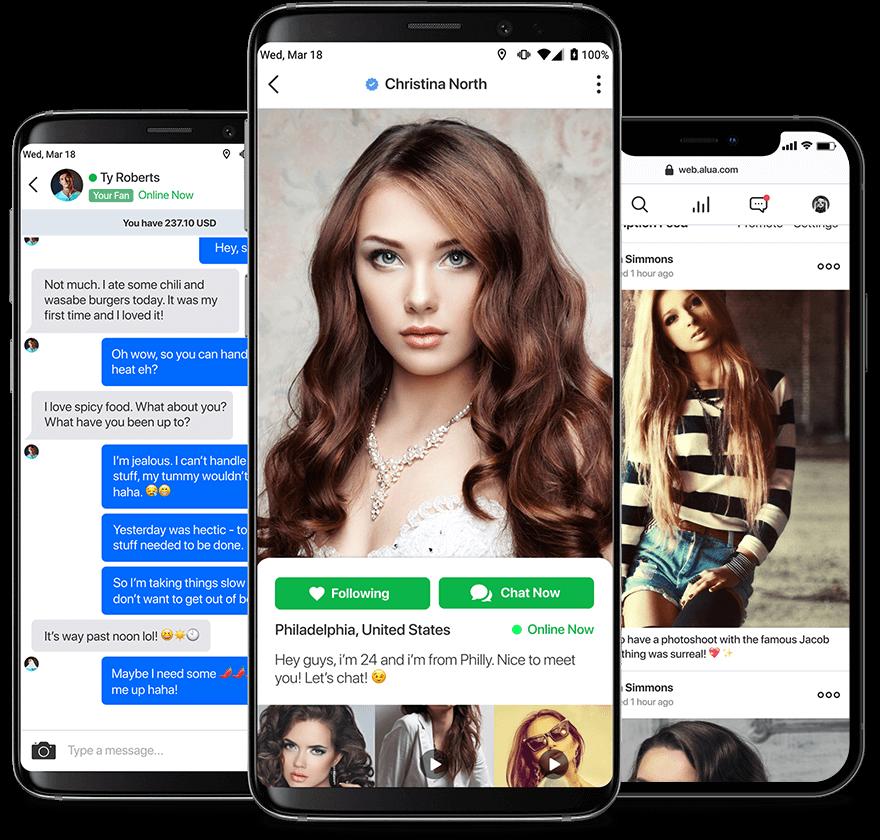 Alua for mobile
